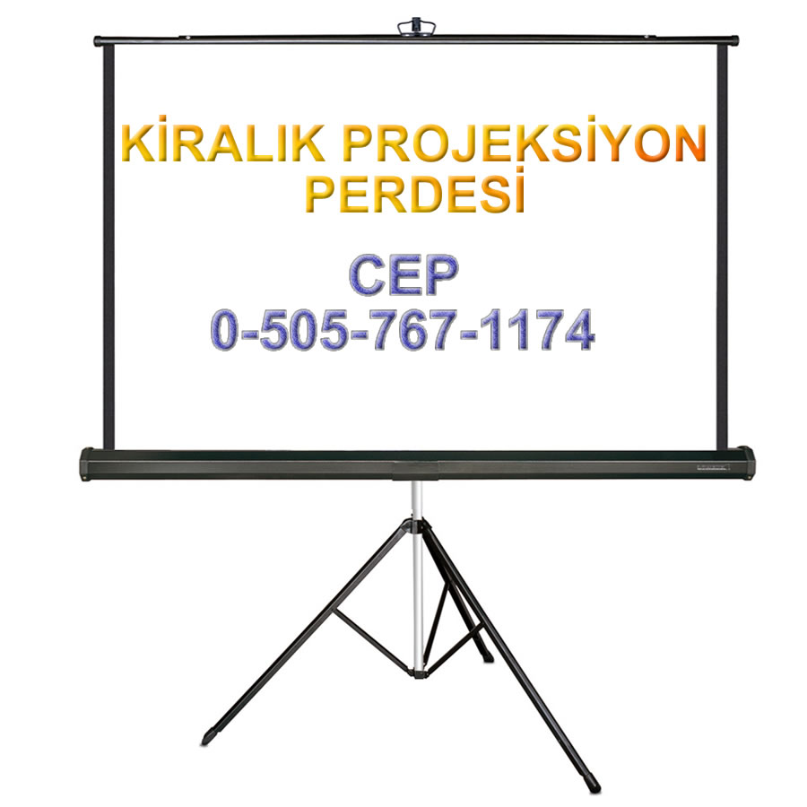 Kiralık Projeksiyon Ankara 0-505-767-11-74